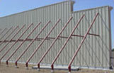 Metal Panel Parapet Walls, Metal Panel Parapet Wall